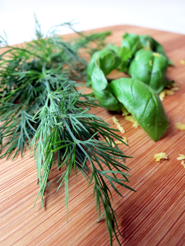 Basil and Dill | YummyAddiction.com