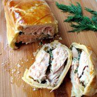 Super Simple Salmon Pie Recipe