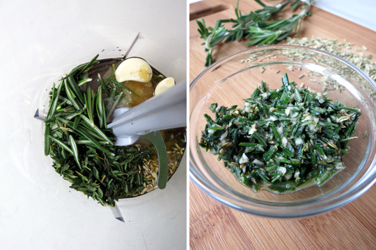 Garlic And Herb Mixture | YummyAddiction.com