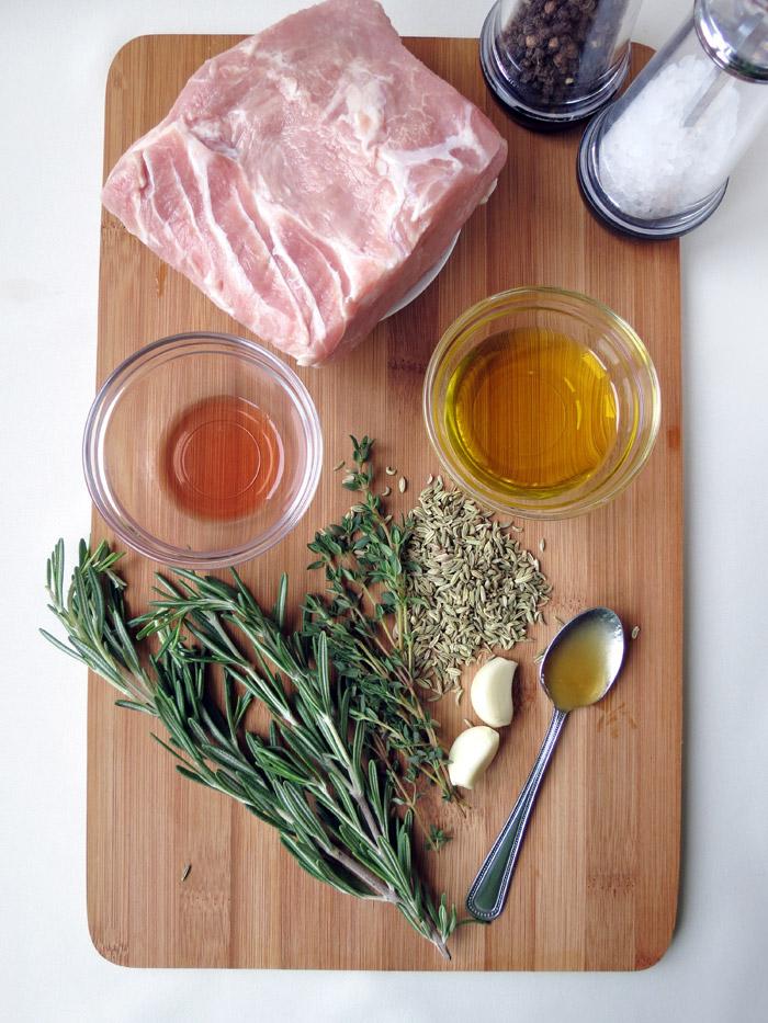 How to Make Roasted Pork Loin | YummyAddiction.com