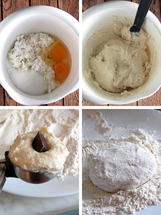 How To Make Cottage Cheese Pancakes | YummyAddiction.com