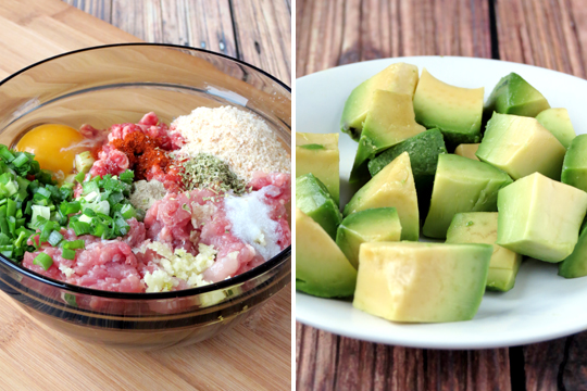 Pork And Beef Meatballs | YummyAddiction.com