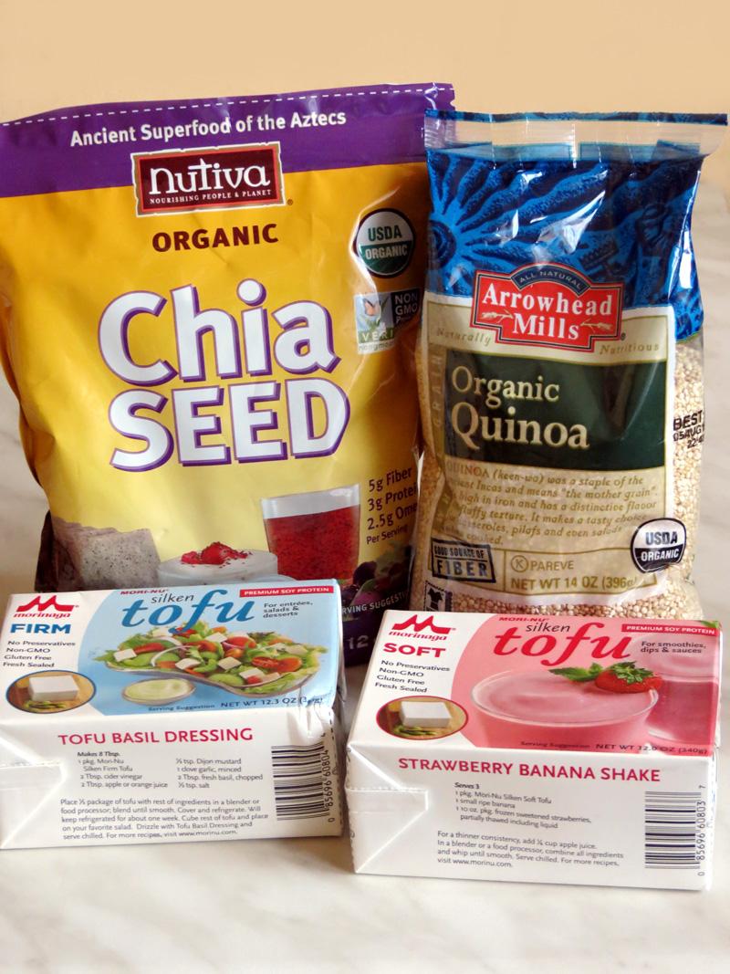 Organic Chia Seeds | YummyAddiction.com