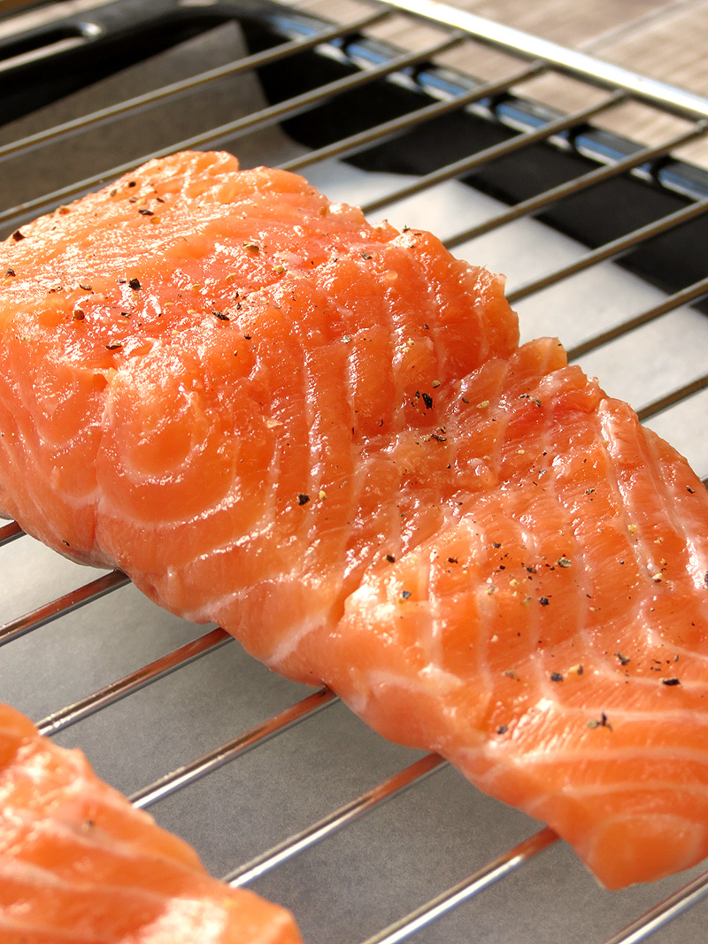 How To Make Glazed Salmon | YummyAddiction.com