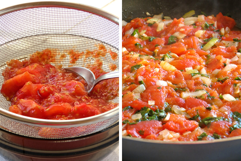 How To Make Tomato Sauce | YummyAddiction.com
