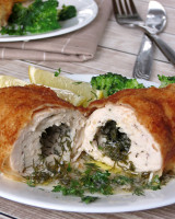 Delicious Oven-Baked Chicken Kiev