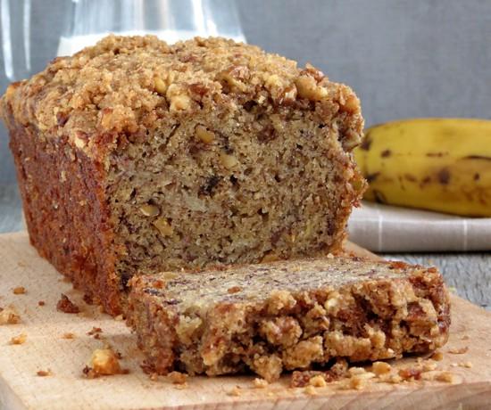 Moist Banana Bread