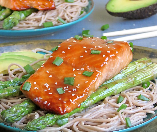 Chicken Teriyaki With Soba Noodles Recipes — Dishmaps