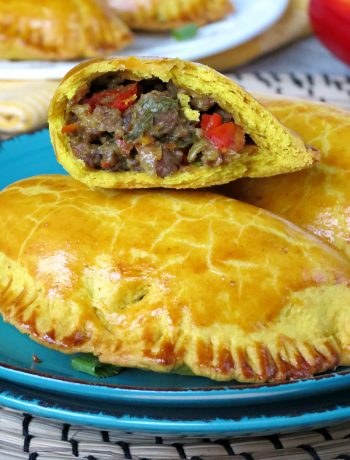 Jamaican Beef Patties (Meat Pies)
