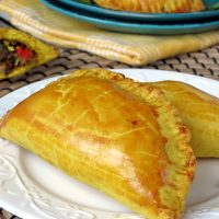 Jamaican Beef Turnovers