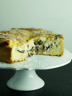Italian Mascarpone & Ricotta Cheesecake