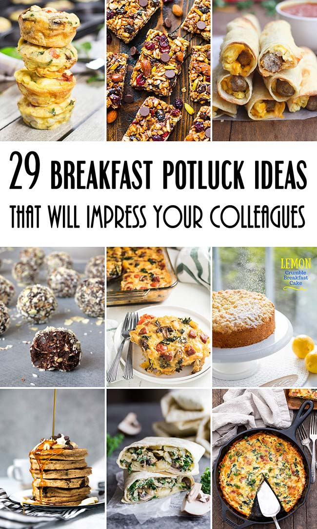 29 breakfast potluck ideas for work that will impress your colleagues 29 breakfast potluck ideas for work that will impress your colleagues breakfast potluck forumfinder Images