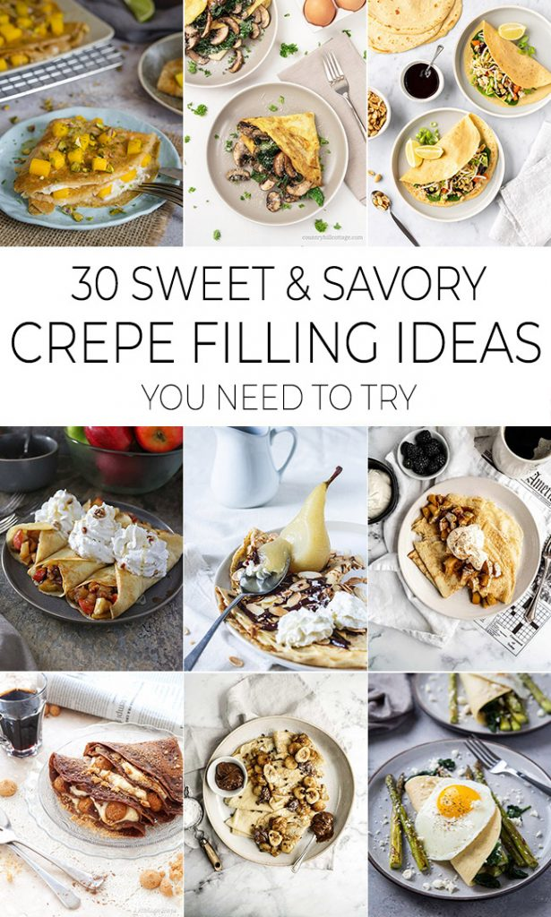 Crepe filling ideas featured image