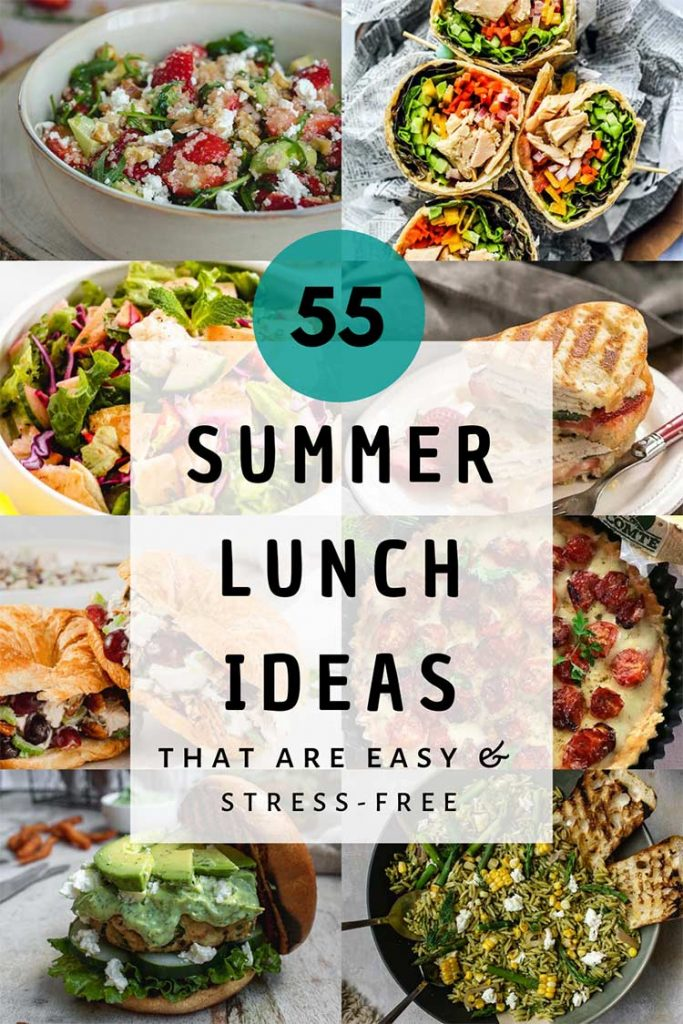 Summer lunch ideas featured image